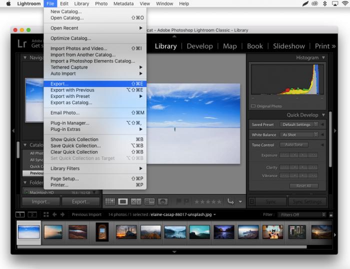 How to Use Photolemur as Adobe Lightroom Plugin